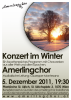 Konzert im Winter