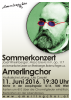 Sommerkonzert 2016